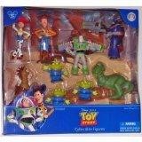 Walt Disneys Exclusive Toy Story Collectible Figures ( 9 Figures)