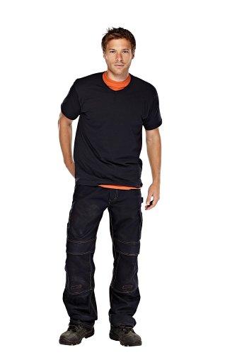 Calvos Trousers COLOUR Black SIZE 32.5L