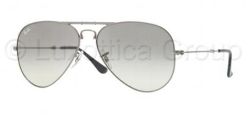 Ray-Ban Folding Aviator RB3479 Sunglasses 004/32-5514 – Gunmetal Frame, Crystal RB3479-004-32-55 Reviews