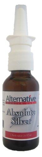 Alternative Health Labs Absolute Silver - Colloidal Silver - 1 oz.