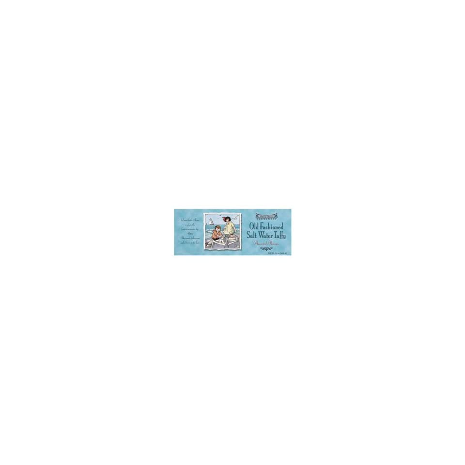 Anastasia Asst Salt Water Taffy Nostalgi (Economy Case Pack) 15 Oz Box (Pack of 24)