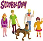 Scooby-Doo Mystery Inc. Actionfiguren