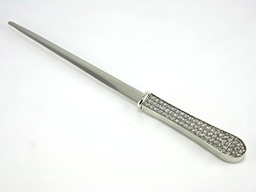 skyway-sparkling-bling-letter-opener-silver-9-inch