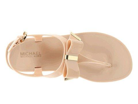 Michael Michael Kors Women'S Kayden Jelly Sandal (Nude Jelly 8.0 M) front-375830