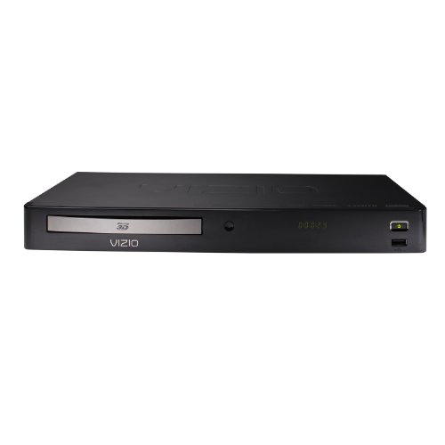 VIZIO VBR133 3D Blu-ray player with Internet Apps