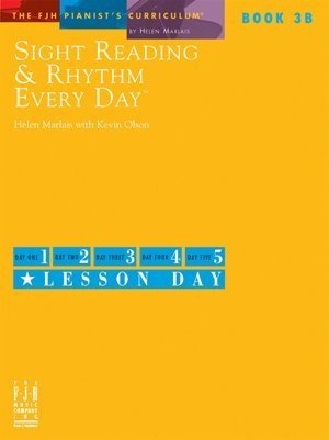 Sight Reading & Rhythm Every Day, Book 3B (Bk. 3b)