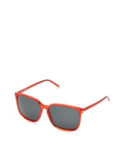 Yves Saint Laurent Occhiali da sole Sl 37 (58 mm) Rosso