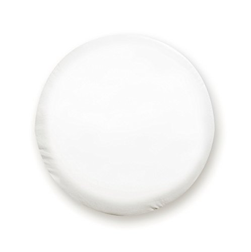 ADCO 1754 Polar White Vinyl Spare Tire Cover E (Fits 29 ¾