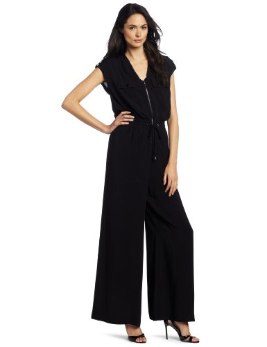 Kenneth Cole New York Women's Sleeveless Jump Suit