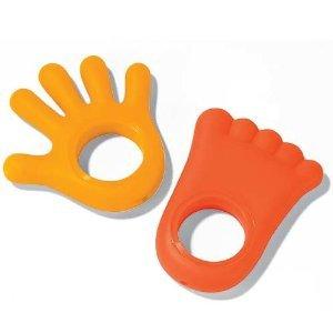 Hand & Foot Teethers