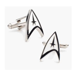 Star trek cufflinks