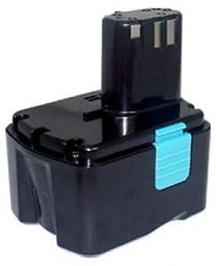 14.40V,3000mAh,Li-ion, Replacement for HITACHI BCL1415, BCL1430, EBL 1430 Power Tools Battery