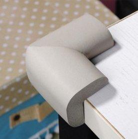 4 x Protector Esquina Mesa Mueble Antigolpes Seguridad para Ni?os BebšŠ de Bright
