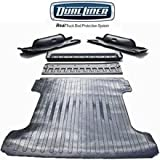 DualLiner Truck Bed Liner - Fits 2007(not classic) to 2013 Chevy Silverado /GMC Sierra with 5'8