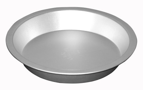 Fat Daddio's Anodized Aluminum Pie Pan, 10 Inches (Metal Pie Pans compare prices)