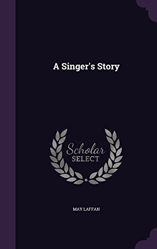 A Singer's Story