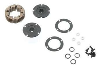 Duratrax Differential Metal Gear/Case Set Brushless Evader