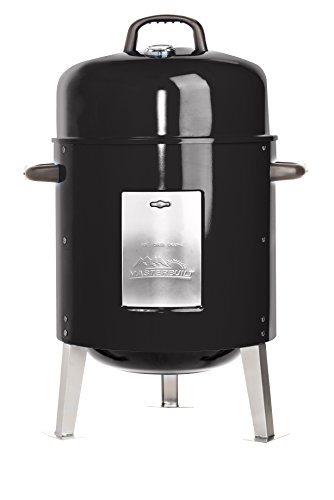 Masterbuilt 20060416 Charcoal Bullet Smoker (Masterbuilt Smoker Pan compare prices)