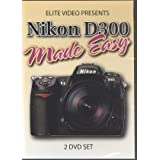 Nikon D300 Made Easy (Two Tutorial DVD Set) ~ Elite Video