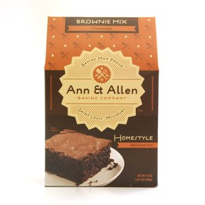 Homestyle Brownie Mix vi ann eq
