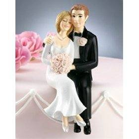 Wilton Sweet Couple Wedding Cake Topper Figurine