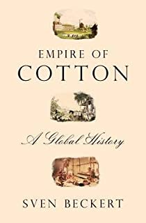 Book Cover: Empire of cotton : a global history