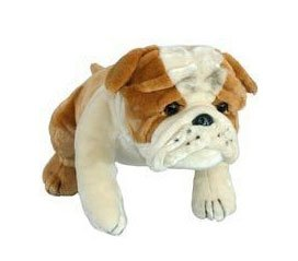 Unipak Bumb Bulldog Large 18 inches by Unipak