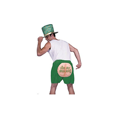 Kiss My Ass Irish Shorts - 1