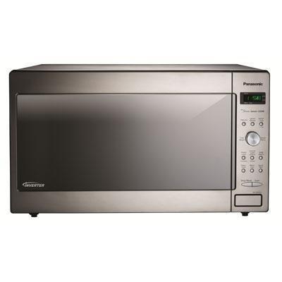 Brand New Panasonic Consumer Panasonic Nn-Sd972S Microwave Oven