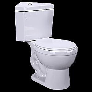 Kohler Corner Toilet : ... bath fixtures bathroom fixtures toilets toilet parts toilets one piece