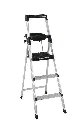 Cosco 20-502Abl Signature Series Premium 5-Foot Aluminum Step Ladder front-759018