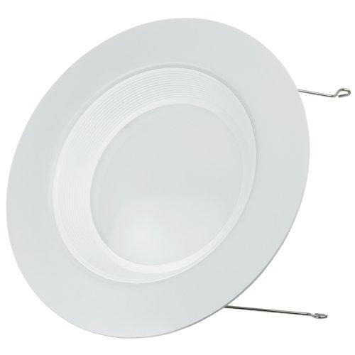 "Sunlite Sunlite Lfx/Rdl/5/6R/19W/D/E/Ww 19-Watt 5""-6"" Round Led Retrofit Downlight Kit, Warm White, Dimmable"