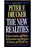 The New Realities (0887306179) by Peter F. Drucker