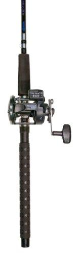 Okuma Salmon Trolling Rod/Reel Combo (7-Inch