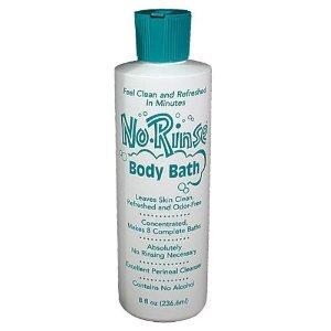 NoRinse Body Bath 16 oz