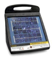 Woodstream Sp10b 10-Mile Solar-Powered Fence Controller Electric Fence Controllers (Tamaño: X Cubic Ft)
