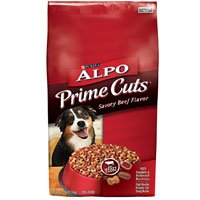 Alpo Prime Cuts Savory Beef Flavor Dry Dog Food (40-lb bag)