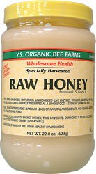Raw Honey - 22.0 oz,(YS Organic Bee Farms)