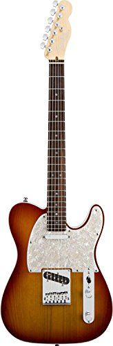 Fender American Deluxe Telecaster, Rosewood Fretboard - Aged Cherry Sunburst (Fender American Telecaster Deluxe compare prices)
