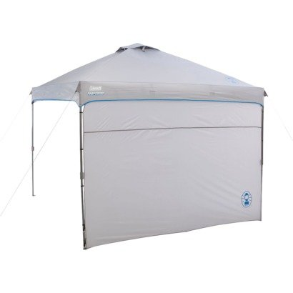 Coleman® Instant Canopy with Sunwall 10' x 10' (Coleman Ez Up compare prices)