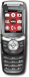 Samsung Slash Prepaid Phone (Virgin Mobile)
