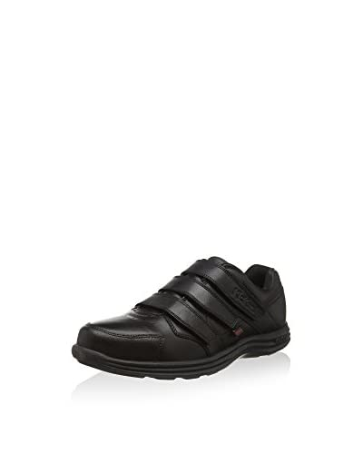 Kickers Scarpa College Seasan Strap  [Nero]