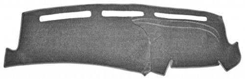 Pontiac Montana Dash Cover Mat Pad - Fits 1999 - 2004 (Custom Carpet, Charcoal) (Seat Covers 2002 Pontiac Montana compare prices)