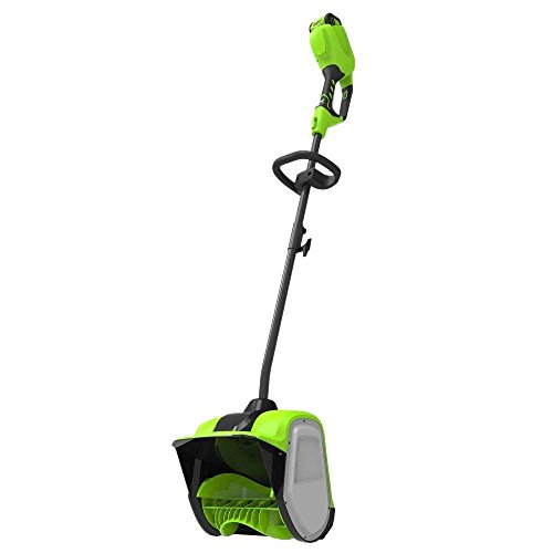 Greenworks Digi-Pro GMAX 12 in. 40-Volt Cordless Electric Snow Blower Shovel - Battery and Charger Not Included (Snapper Snow Blower Cable compare prices)