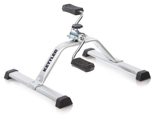 Kettler, Mini Bike - Cyclette solo pedali, Argento (silber schwarz), 51 x 40 x 22 cm