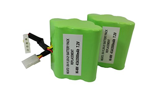 Sale!! Neato XV-11 Vacuum Cleaner Battery 945-0005 (7.2v 3500 mAh 25.2 Whr) Battery - Replacement Fo...