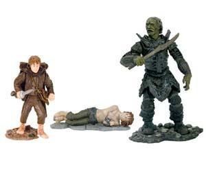 Lord of the Rings Armies of the Middle Earth - Rescue At Cirith Ungol Soldiers and Scenes (Sam, Frodo, Gorbang)