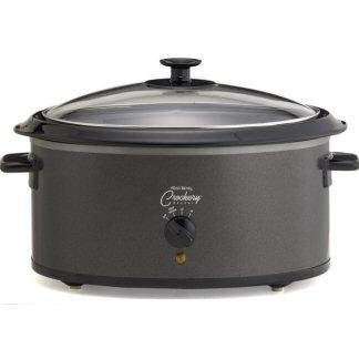 West Bend 4 Quart Crockery Slow Cooker Pot / Crock from West Bend