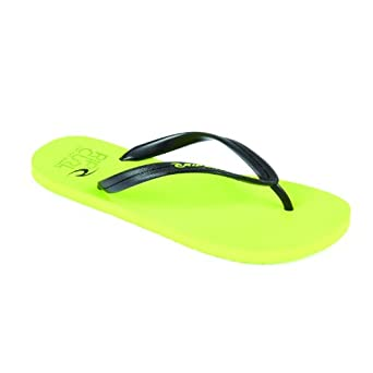 Rip Curl Mens Mc Nbu Flipflops - Lime Green-8
