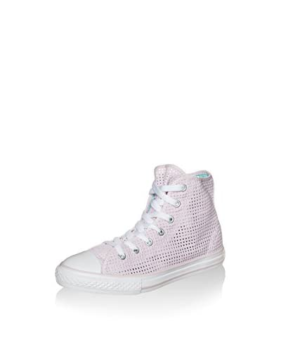 Converse Hightop Sneaker Chuck Taylor All Star rosa